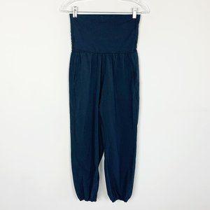 Lululemon   Om Pants black hi rise gypsy joggers 4